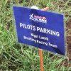 駐車場も専用